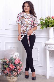 Блуза из 100% льна Liora