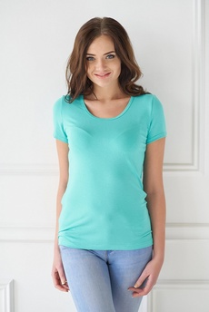 Женская футболка из вискозы Шарлиз